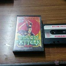 Videojuegos y Consolas: JUEGO AMSTRAD WILLOW PATTERN CASETE. Lote 54204118