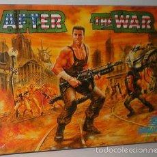 Videojuegos y Consolas: AFTER THE WAR [DINAMIC SOFTWARE] 1989 [AMSTRAD CPC DISCO]. Lote 55803779