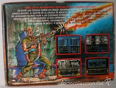 Videojuegos y Consolas: After The War [Dinamic Software] 1989 [AMSTRAD CPC Disco] - Foto 2 - 55803779