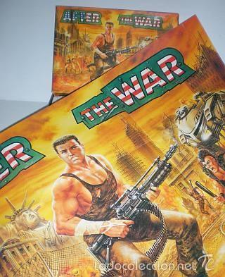 Videojuegos y Consolas: After The War [Dinamic Software] 1989 [AMSTRAD CPC Disco] - Foto 7 - 55803779
