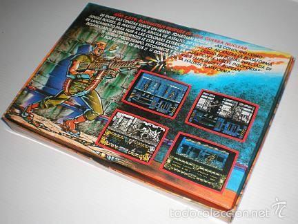 Videojuegos y Consolas: After The War [Dinamic Software] 1989 [AMSTRAD CPC Disco] - Foto 10 - 55803779