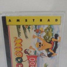 Videojuegos y Consolas: JUEGO AMSTRAD CASSETTE - TOOBIN. Lote 56111162