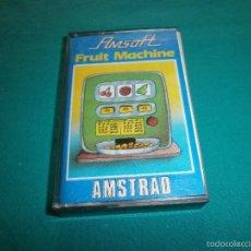 Videojuegos y Consolas: JUEGO AMSTRAD FRUIT MACHINE. Lote 56894391