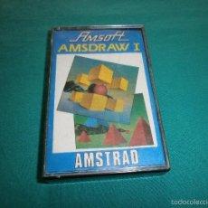 Videojuegos y Consolas: JUEGO AMSTRAD AMSDRAW 1. Lote 56894530