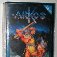 Videojuegos y Consolas: ARKOS [ZIGURAT] 1987 ARCADIA - ERBE SOFTWARE [AMSTRAD CPC]. Lote 57548435