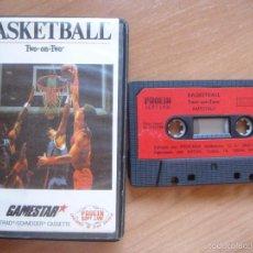 Videojuegos y Consolas: BASKETBALL - AMSTRAD - CINTA CASETE. Lote 57564338