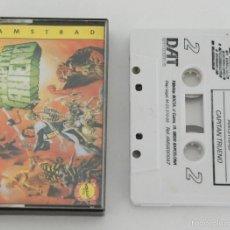 Videojuegos y Consolas: EL CAPITÁN TRUENO / JUEGO AMSTRAD CPC / CINTA / IB-A-010 /DINAMIC. 1989 . Lote 57682681