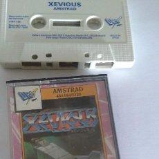 Videojuegos y Consolas: XEVIOUS - AMSTRAD - SELECCON MASTERTRONI. Lote 57933414