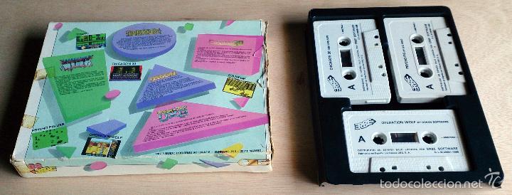 Videojuegos y Consolas: Erbe 88 (Contiene 5 juegos) / Juego Amstrad CPC Cinta / Español / Erbe 1988 - Foto 2 - 52433784