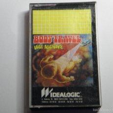 Videojuegos y Consolas: JUEGO AMSTRAD BODY TRAVEL VIAJE ALUCINANTE. Lote 59536807