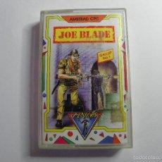Videojuegos y Consolas: JUEGO AMSTRAD JOE BLADE. Lote 59538083