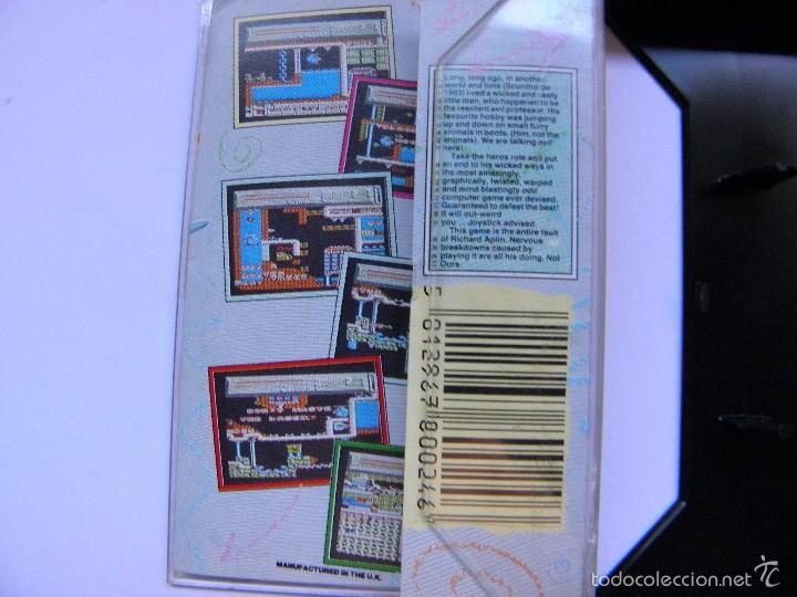 Videojuegos y Consolas: JUEGO AMSTRAD FLYSPY - Foto 3 - 59538683