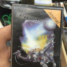 Videojogos e Consolas: AMSTRAD CPC -MASTERTRONIC NONTERRAQUEOUS 1985. Lote 60030939