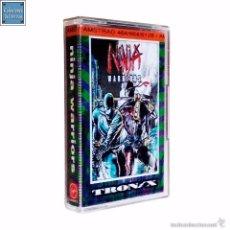 Videojuegos y Consolas: NINJA WARRIORS / JUEGO AMSTRAD CPC CINTA / TRONIX 1991. Lote 60164219