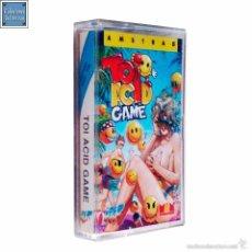 Videojuegos y Consolas: TOI ACID / JUEGO AMSTRAD CPC CINTA / ESPAÑOL / MCM 1989. Lote 60775671