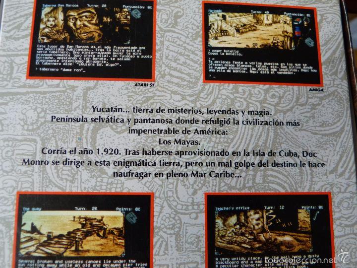 Videojuegos y Consolas: COZUMEL PARA AMSTRAD PCW (DE AD) SUPER DIFÍCIL EN ESTA VERSIÓN - Foto 3 - 61025571