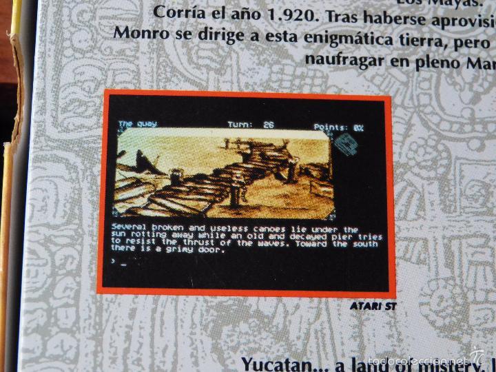 Videojuegos y Consolas: COZUMEL PARA AMSTRAD PCW (DE AD) SUPER DIFÍCIL EN ESTA VERSIÓN - Foto 5 - 61025571