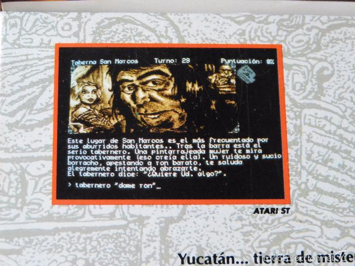 Videojuegos y Consolas: COZUMEL PARA AMSTRAD PCW (DE AD) SUPER DIFÍCIL EN ESTA VERSIÓN - Foto 6 - 61025571