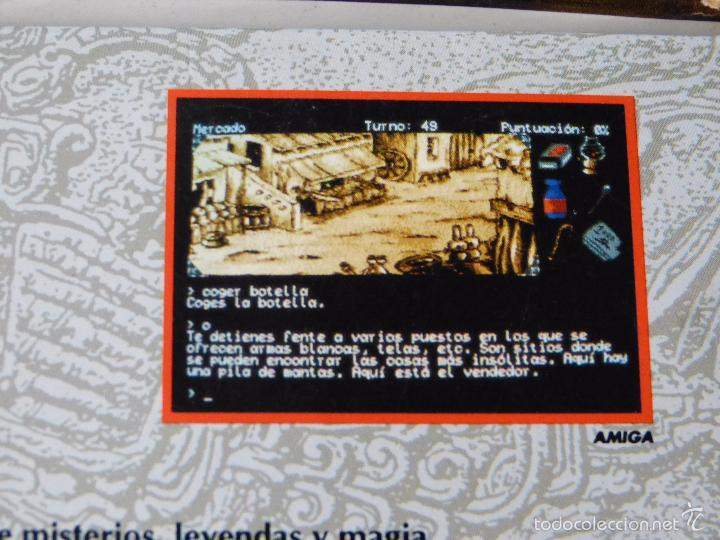 Videojuegos y Consolas: COZUMEL PARA AMSTRAD PCW (DE AD) SUPER DIFÍCIL EN ESTA VERSIÓN - Foto 7 - 61025571