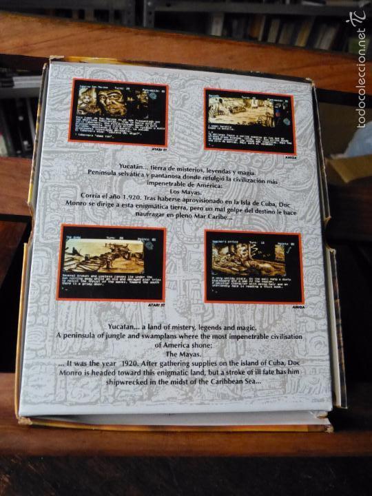 Videojuegos y Consolas: COZUMEL PARA AMSTRAD PCW (DE AD) SUPER DIFÍCIL EN ESTA VERSIÓN - Foto 8 - 61025571