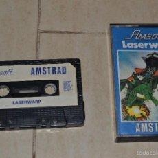Videojuegos y Consolas: LASERWARP AMSTRAD. Lote 61025595