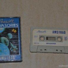 Videojuegos y Consolas: INVASORES AMSTRAD. Lote 61026935