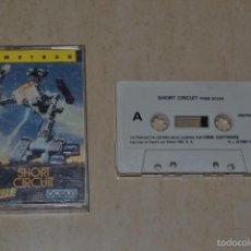 Videojuegos y Consolas: SHORT CIRCUIT AMSTRAD. Lote 61027067