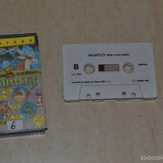 Videojuegos y Consolas: GAUNTLET AMSTRAD. Lote 61027467