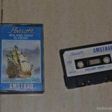 Videojuegos y Consolas: ROLAND AHOY EL PIRATA AMSTRAD. Lote 61027867