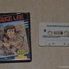 Videojuegos y Consolas: BRUCE LEE AMSTRAD. Lote 61028279