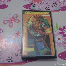 Videojuegos y Consolas: KUNG FU MASTER AMSTRAD CPC 464 JUEGO VIDEOJUEGO CASSETE CON CAJA E INSTRUCCIONES ERBE. Lote 61292879