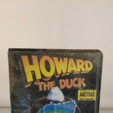 Videojuegos y Consolas: JUEGO AMSTRAD CASSETTE - HOWARD THE DUCK . Lote 61365103