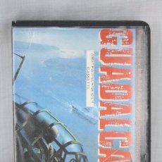 Videojuegos y Consolas: ANTIGUO JUEGO DE VIDEOCONSOLA - GUADALCANAL - AMSTRAD - PROEIN / ACTIVISION, AÑO 1987. Lote 61732208