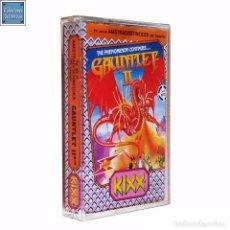 Videojuegos y Consolas: GAUNTLET II 2 / JUEGO AMSTRAD CPC CINTA / KIXX 1986. Lote 61886664