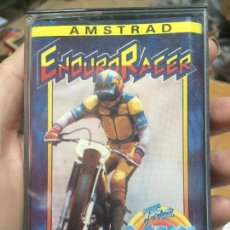 Videojuegos y Consolas: ENDURO RACER - JUEGO AMSTRAD CPC CINTA (1989) ESPAÑOL THE HIT SQUAD / ERBE. Lote 61985416