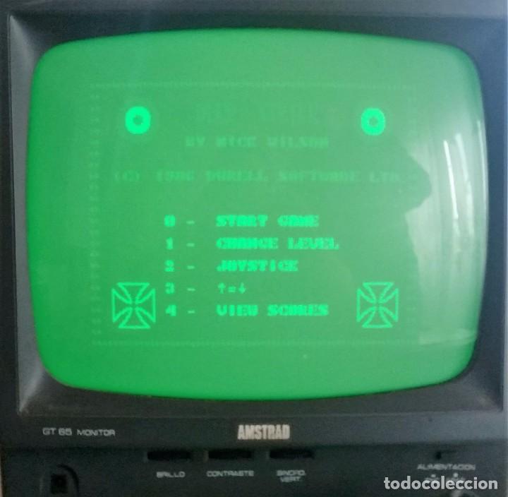 Videojuegos y Consolas: JUEGO AMSTRAD: DEEP STRIKE ---FUNCIONANDO--- - Foto 3 - 62449536