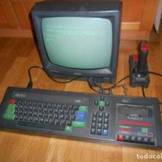 Videojuegos y Consolas: ORDENADOR AMSTRAD 64K CPC 464 MONITOR Y JOYSTIC FUNCIONADO AÑOS 70 80 NO SPECTRUM. Lote 62562384