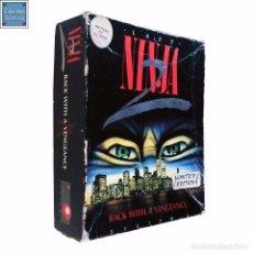 Videojuegos y Consolas: LAST NINJA 2 / JUEGO AMSTRAD CPC CINTA / SYSTEM 3 1988 (LIMITED EDITION). Lote 62591976