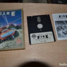 Videojuegos y Consolas: FIRE AND FORGET AMSTRAD . Lote 63011608