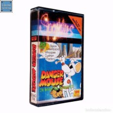 Videojuegos y Consolas: DANGER MOUSE IN MAKING WHOOPEE / JUEGO AMSTRAD CPC CINTA / SPARKLERS 1987. Lote 60109571