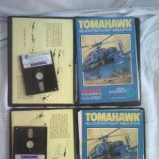 Videojuegos y Consolas: TOMAHAWK AMSTRAD JUEGO 600 GRS. Lote 65247447
