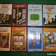 Videojuegos y Consolas: LOTE DE JUEGOS AMSTRAD. Lote 67119989