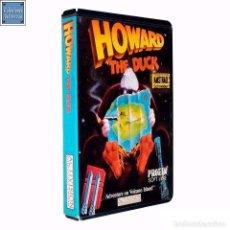 Videojuegos y Consolas: HOWARD THE DUCK / JUEGO AMSTRAD CPC CINTA / ESPAÑOL / ACTIVISION PROEIN SOFT LINE 1986. Lote 67392713
