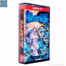 Videojuegos y Consolas: PHANTIS / GAME OVER II / JUEGO AMSTRAD CPC CINTA /ESPAÑOL / DINAMIC 1987 ( AZPIRI COVER ). Lote 68978377