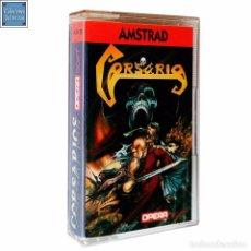 Videojuegos y Consolas: CORSARIOS / JUEGO AMSTRAD CPC CINTA / ESPAÑOL / OPERA SOFT 1989 ( AZPIRI COVER ). Lote 54901432