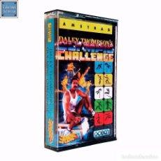 Videojuegos y Consolas: DALEY THOMPSON'S OLYMPIC CHALLENGE / JUEGO AMSTRAD CPC CINTA / ESPAÑOL / OCEAN ERBE 1988 (B WAKELIN). Lote 60695435