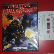 Videojuegos y Consolas: OPERACION THUNDERBOLT AMSTRAD. Lote 70551443