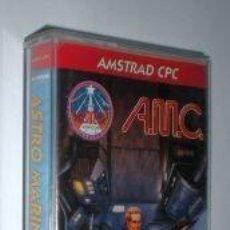 Videojuegos y Consolas: AMC ASTRO MARINE CORPS [DINAMIC SOFTWARE] 1989 CREEPSOFT [AMSTRAD CPC] A.M.C.. Lote 70577393