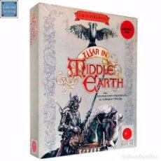 Videojogos e Consolas: J R R TOLKIEN 'S WAR IN MIDDLE EARTH / AMSTRAD CPC CINTA / MELBOURNE HOUSE 1987 (NUEVO Y PRECINTADO). Lote 52432505