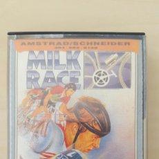 Videojuegos y Consolas: MILK RACE AMSTRAD. Lote 95664796